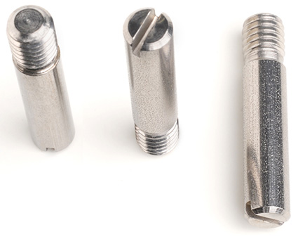 Stainless Steel Slotted Set Screws Part Thread