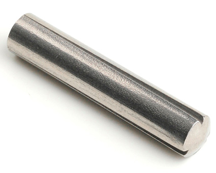 Stainless Steel Full Length Taper Grooved Pin