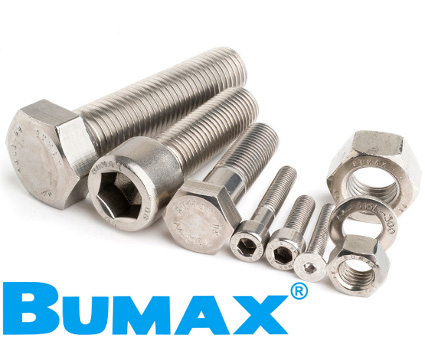 Stainless Steel Bumax